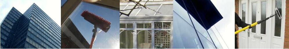 Window cleaner West Bridgford